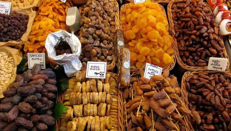 Trockenfrüchte kaufen